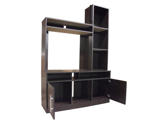 Mueble mesa para tv 32 40 50 pulgadas y equipo de sonido for Mesa para tv 55 pulgadas