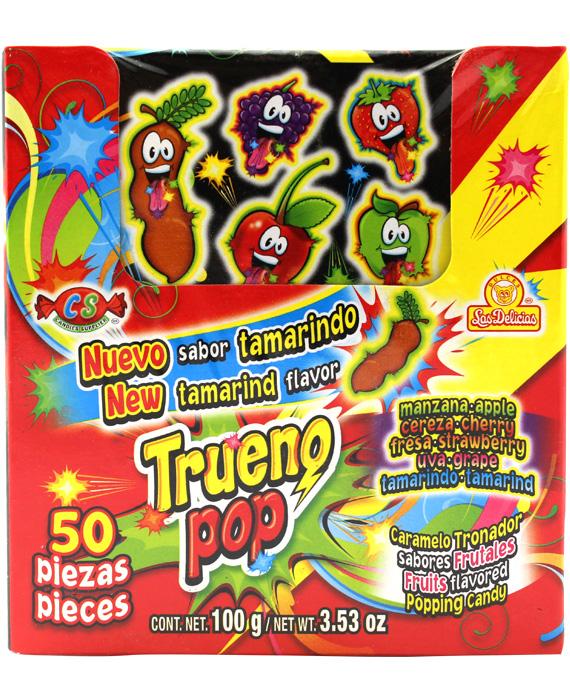 TRUENO POP 18/50 PZ CT/18 PQ/50PZ