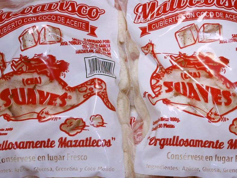 MALVABISCO SUAVES COCO 1/1 PZ