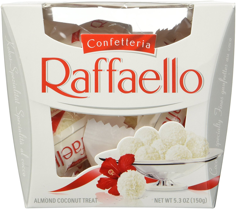 CHOCOLATE RAFAELLO 6/15 PZ CJ/6 EST/15PZ