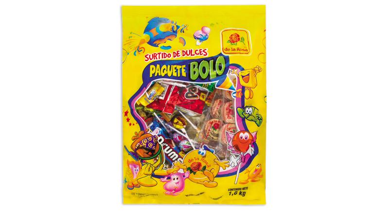 PAQUETE BOLO DE LA ROSA 4/1.6 KG CJ/4 PQ/1.6KG