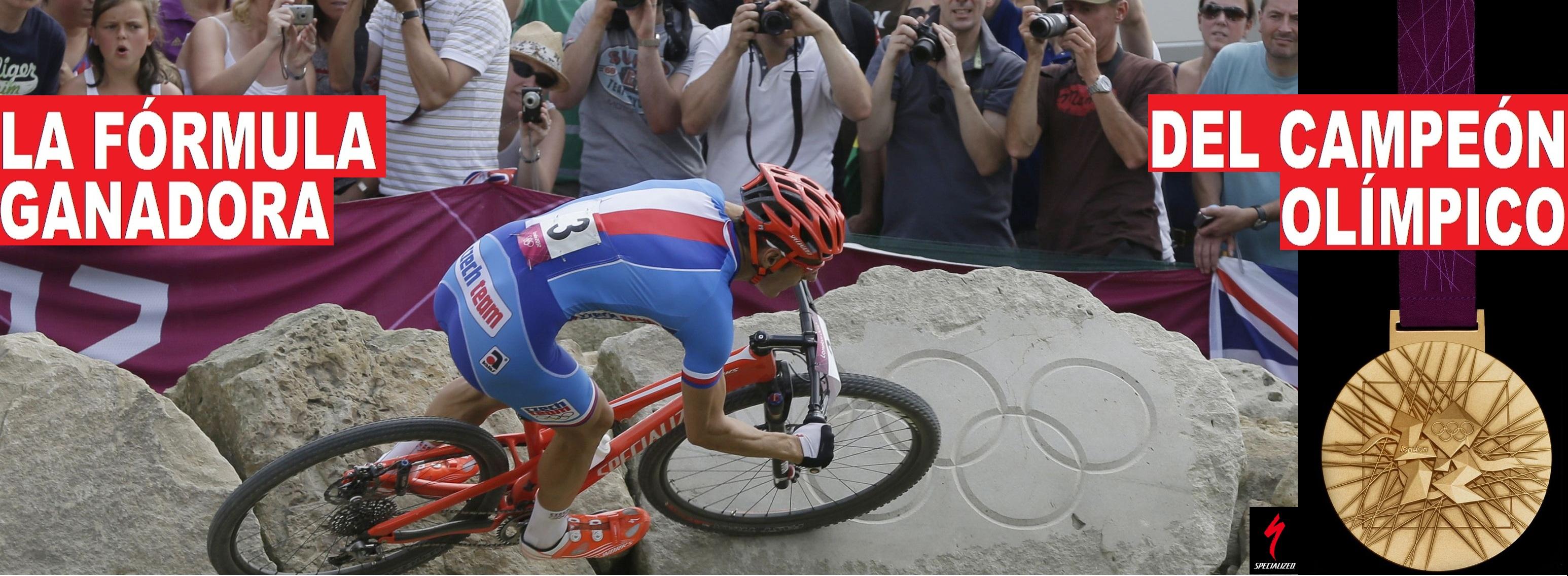 La formula ganadora del campeon olimpico